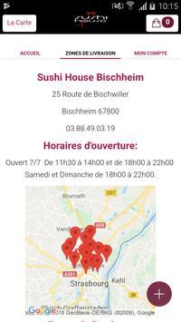 Sushi House Bischheim screenshot 3