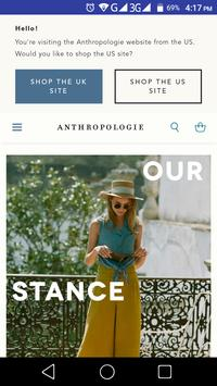Anthropologie poster