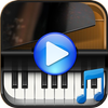 Morceaux de piano pour dormir icône