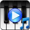 비 피아노 곡 아이콘