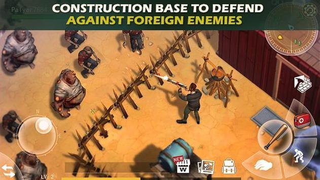 Desert storm:Zombie Survival poster