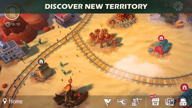 Desert storm:Zombie Survival screenshot 13