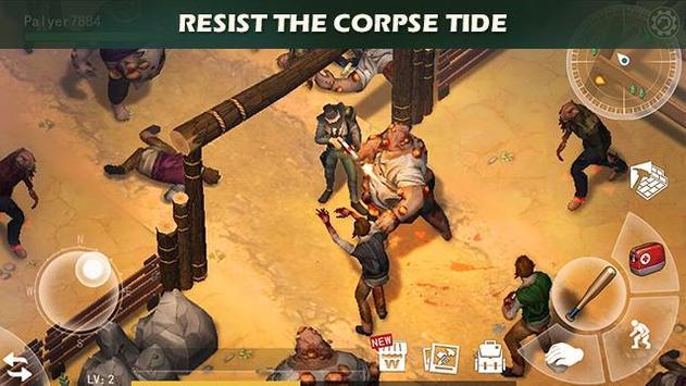 Desert storm:Zombie Survival screenshot 4