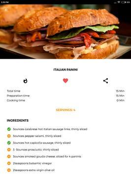 Recipe book: Recipes & Shopping List screenshot 14