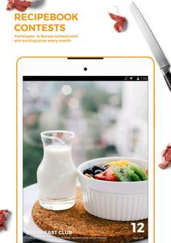 Recipe book: Recipes & Shopping List screenshot 13