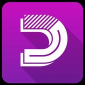 مكتبة مصمم | Designer library أيقونة