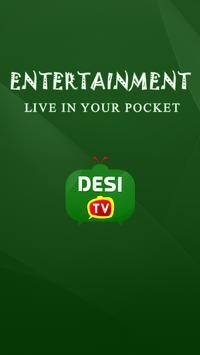 DesiTV poster