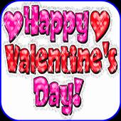 Happy Valentine Gif 2019 icon