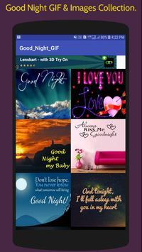 Good Night GIF Collection screenshot 4