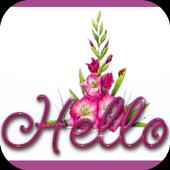 Hi Hello Gif 👋Collection icon