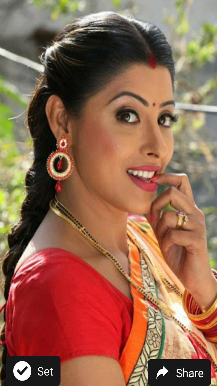 Bhojpuri Actress Wallpaper For Android Apk Download