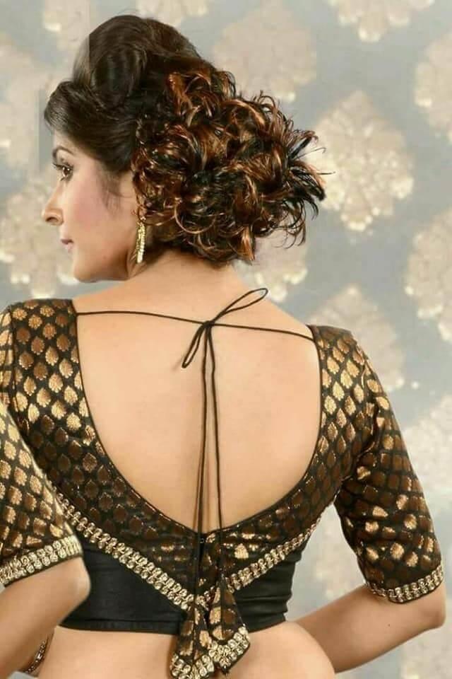 Blouse Design 2019 Latest Saree Blouse Patterns For