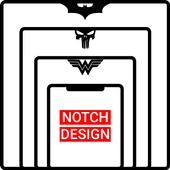 Notch Design icon