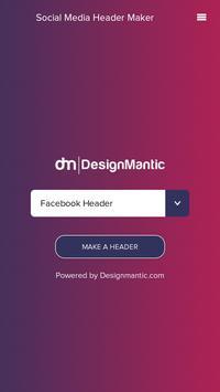 Social Media Cover Maker poster