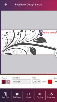 Social Media Cover Maker screenshot 4