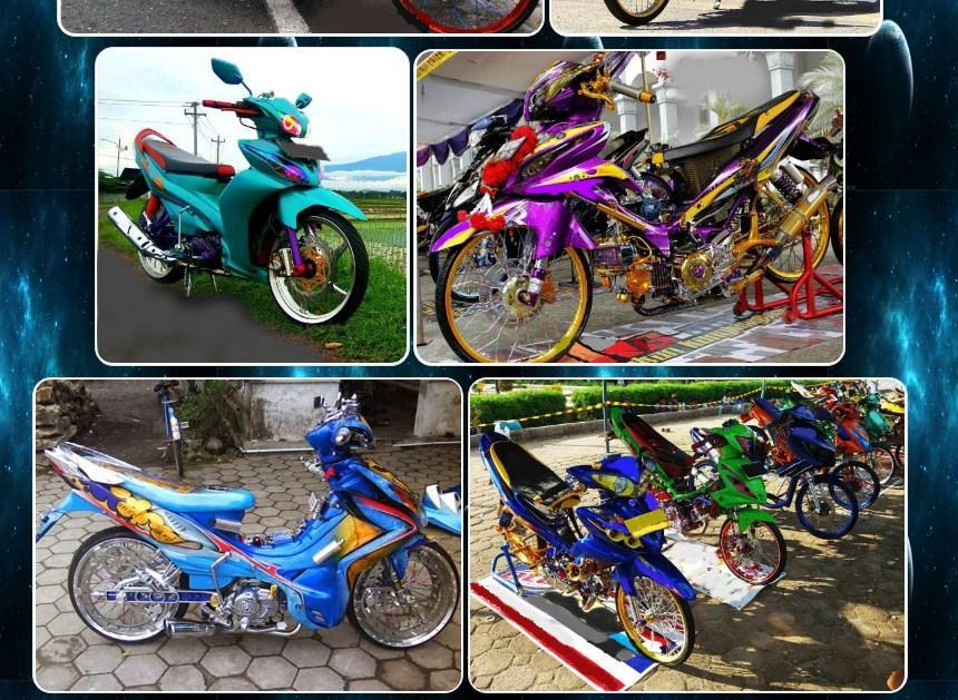 Jupiter Z Motorcycle Modification Design For Android Apk Download