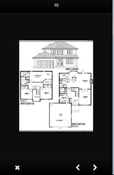 design of a two-story home electrical installation screenshot 8