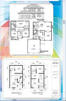 design of a two-story home electrical installation screenshot 2