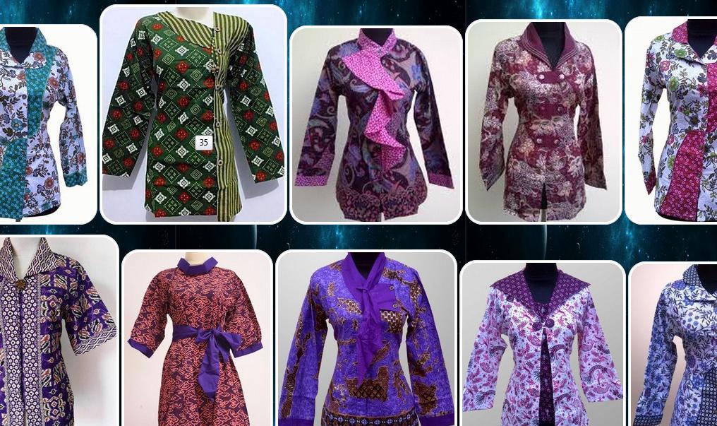 Desain Baju Batik Wanita For Android Apk Download
