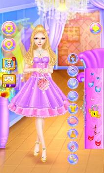 Mermaid Fashion Makeup Salon screenshot 2