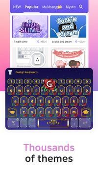 Design Keyboard screenshot 3