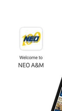 NEO A&M poster