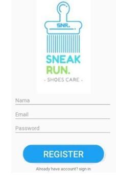 SneakrunSC screenshot 2