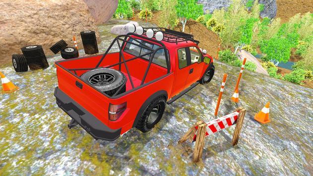 Off Road 4x4 Mountain Hill Jeep Driver 2019 screenshot 4