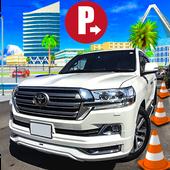 Modern Reverse Jeep Car Parking Master icon