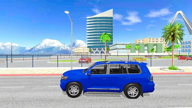 Modern Reverse Jeep Car Parking Master screenshot 5