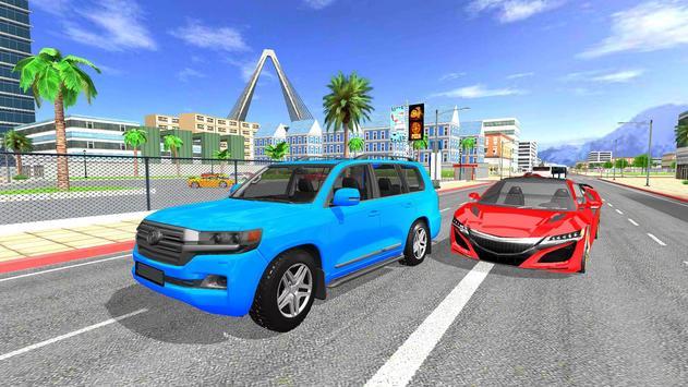Modern Reverse Jeep Car Parking Master screenshot 14