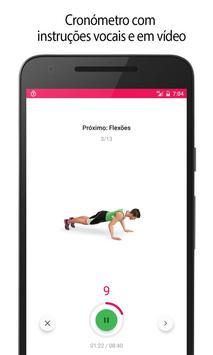 Desafio de Fitness de 30 dias imagem de tela 2