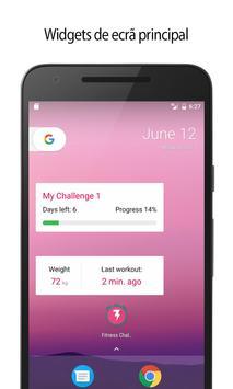 Desafio de Fitness de 30 dias imagem de tela 6