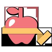 ikon Berat Badan Ideal (IMT, BMI)