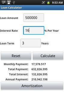 Financial Calculator screenshot 4
