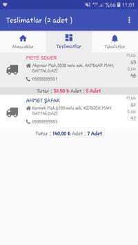 Halı Destek Azerbaijan Halı Yıkama Takip Programı screenshot 5