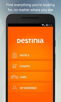 Destinia screenshot 2