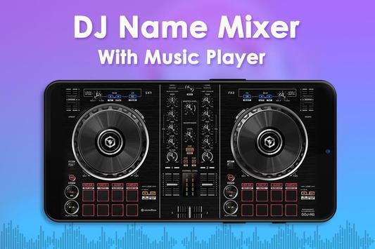 DJ Name Mixer screenshot 1