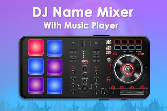 DJ Name Mixer screenshot 2