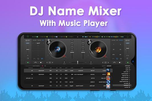 DJ Name Mixer screenshot 3