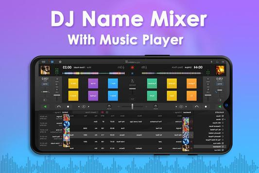 DJ Name Mixer screenshot 4