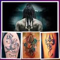 Mahadev hd tattoo