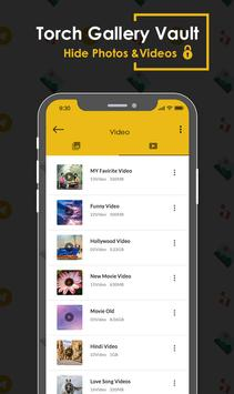 Torch Gallery Vault - Photo And Video Locker screenshot 4