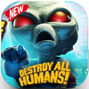 destroy all humans icône