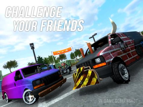 Demolition Derby Multiplayer screenshot 9