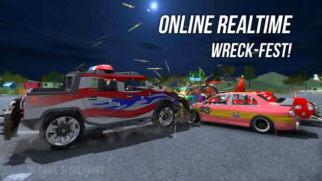 Demolition Derby Multiplayer screenshot 5