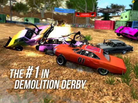 Demolition Derby Multiplayer screenshot 8