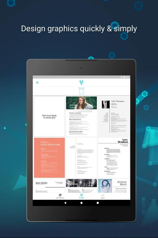 Cv Resume Creator For Android Apk Download