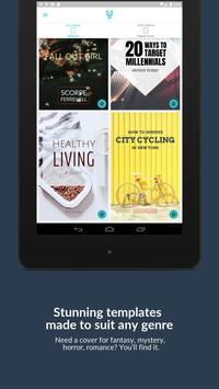 Book Cover Maker by Desygner for Wattpad & eBooks screenshot 10