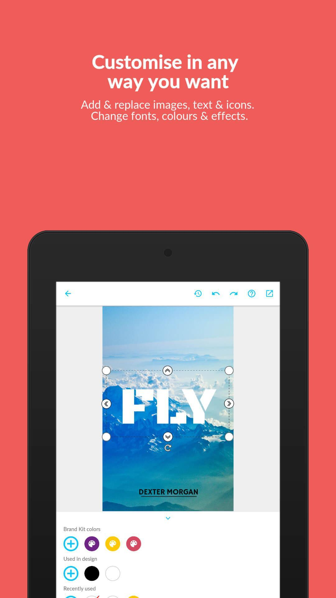 Book Cover Maker by Desygner for Wattpad & eBooks for Android - APK